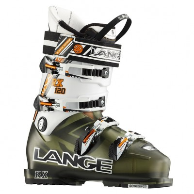 2012 Lange RX 120 Mens Ski Boot