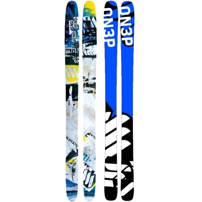 2012 ON3P Billy Goat Skis