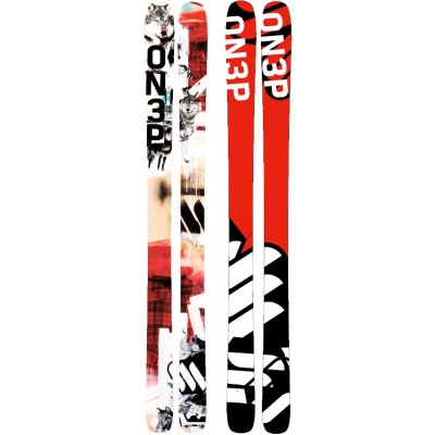 2012 ON3P Vicik Skis