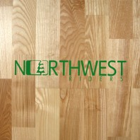 Northwest Riders O-Tree Sticker (Green)