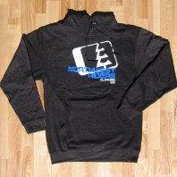 Northwest Riders Stamp Hoody (Charcoal) 1